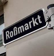 verkaufsoffener sonntag in aschaffenburg und mobilia auf dem marktplatz rossmarkt aschaffenburg. Black Bedroom Furniture Sets. Home Design Ideas